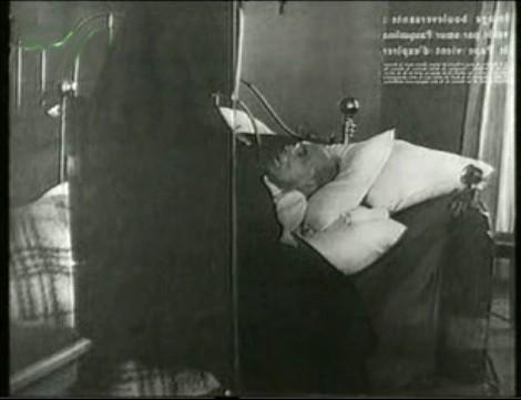 """Pío XII moribundo: foto publicada en Paris Match"""""""