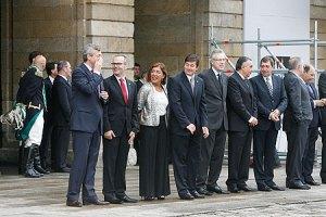 linea de saludo Dia de Galicia