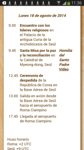 programa 18 agosto
