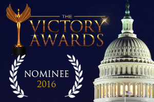 2016 Victory Award Nominee