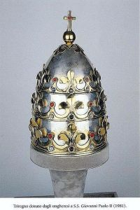 Juan Pablo II (regalo católicos húngaros)